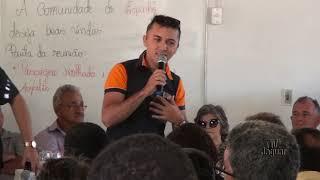 Pronunciamento Junior Silva - Morador