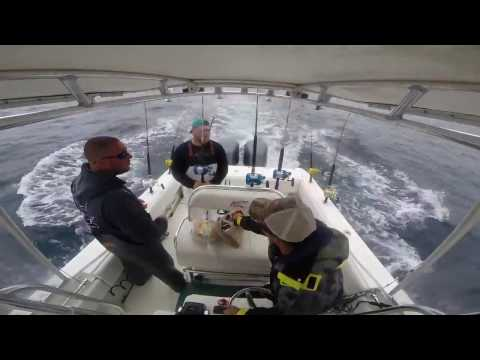 How to fish Offshore New Jersey - Chasin'tail Sportfishing 2016