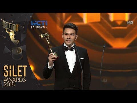 Jonathan Frizzy | Aktor Tersilet | Silet Awards 2018