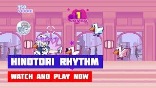 Hinotori Rhythm · Game · Gameplay