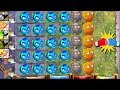 Plants vs Zombies 2 Gameplay Battlez Strategy in Iron League with Electric Blueberry