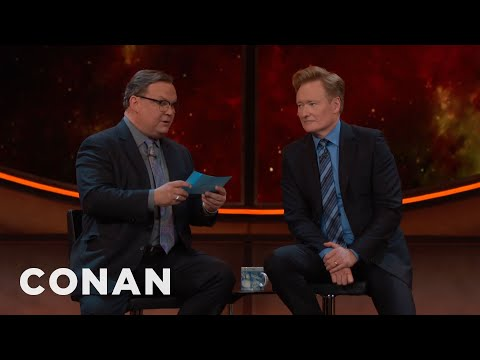 Conan Takes The Comic-Con® Citizenship Test  - CONAN on TBS