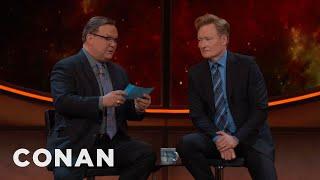 Conan Takes The Comic-Con® Citizenship Test  - CONAN on TBS