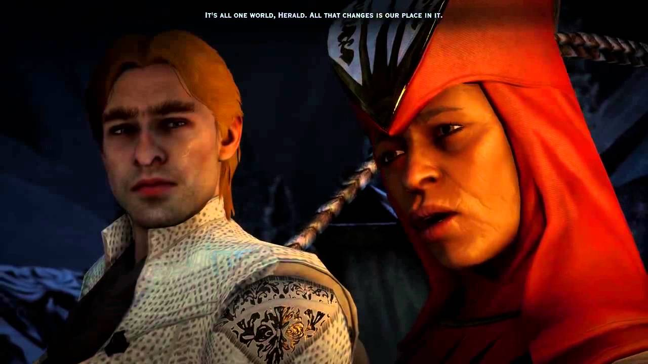 [Dragon Age Inquisition] Now, it's real.