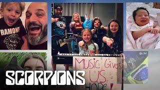 Scorpions Sign of Hope (Fans Signs Video 1) YouTube Videos