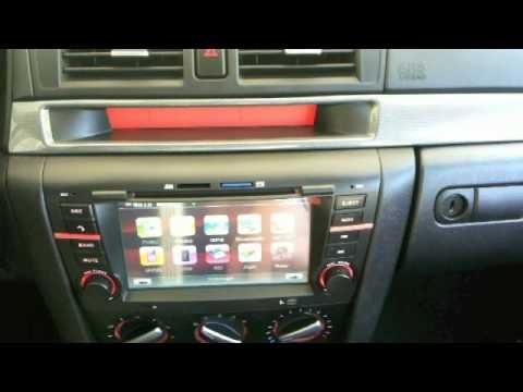 Mazda 3 Eonon D5102 Youtube