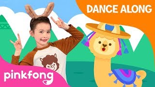 Llama Song | Dance Along | Pinkfong Dance Along for Children