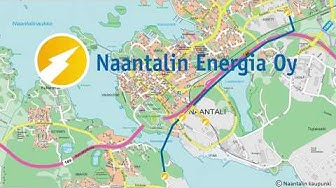 Naantalin Energian suurin yksittäinen investointi