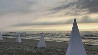 Opening Ku(n)stroute Zijpe aan Zee 2019 - Video gemaakt door Team Fryske Draeken   opening