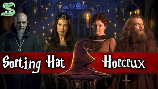 The Sorting Hat Is A Horcrux Theory