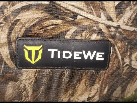 Best Waders For Under 150 Dollars On Amazon And A Review Of The TIDEWE Waders