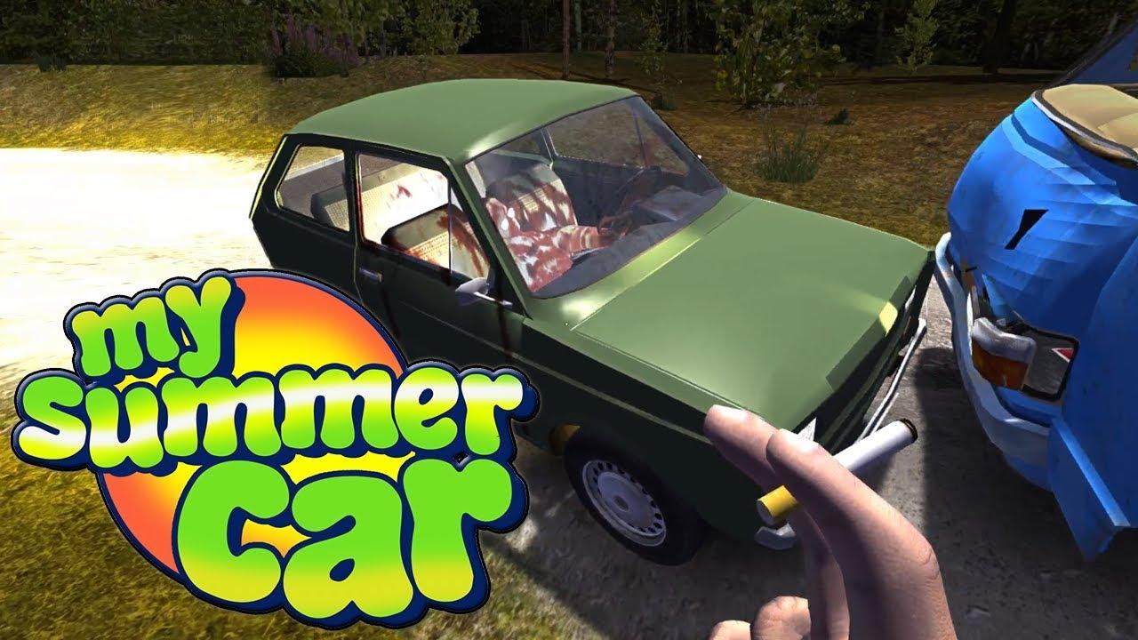 WIELKI POWRÓT – My Summer Car #70