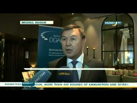 Berlin Eurasian Club discusses Kazakhstan role in Afghanistan stability