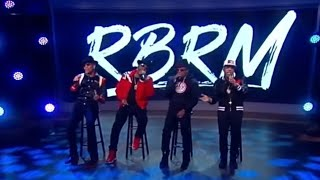 RBRM Bobby Brown Performing Rock Wit'cha & Roni live at Arie Crowne Chicago, IL