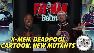 X-MEN, DEADPOOL CARTOON, NEW MUTANTS