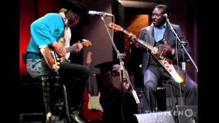 "ALBERT KING & STEVIE RAY VAUGHN- ""DON"