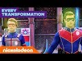 EVERY Kid Danger Transformation EVER! 🔵 🔴   Henry