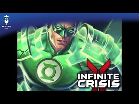 Infinite Crisis Video Game Soundtrack - Green Lantern Theme - OFFICIAL
