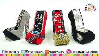 ❥DIY High Heel Jewelry Holder / Zapato Alhajero Thumbnail