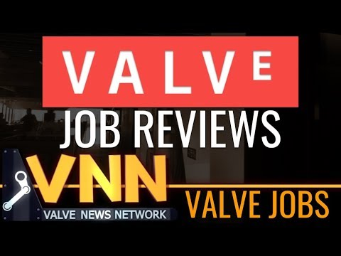 What it's Like to Work at Valve