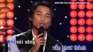 Karaoke Đêm Buồn Tỉnh Lẻ Đan Nguyên 720P HD