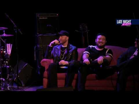 Logan Lynn Interview on Late Night Action w/ Alex Falcone