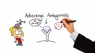 Pharmacology   Alpha & Beta Blockers   Adrenergic Antagonists ( Made Easy)