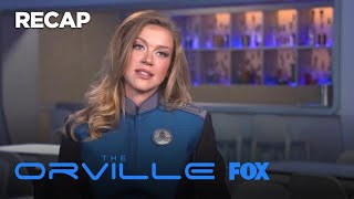 Character Recap: Kelly | Season 1 | THE ORVILLE