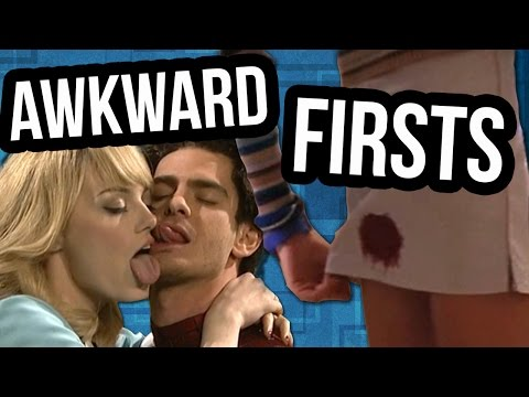 "13 Most Awkward ""Firsts"""