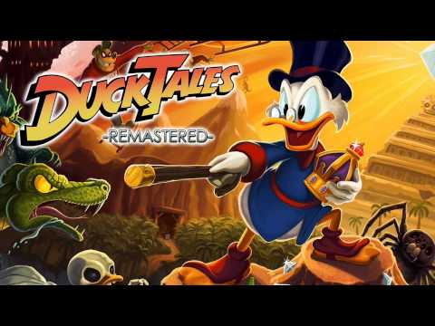 The Moon (8-Bit) - DuckTales Remastered [OST]