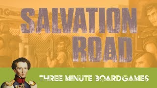 Salvation Road in about 3 Minutes