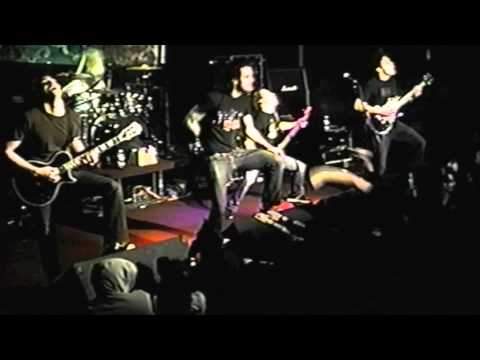 """As I Lay Dying """"94 Hours"""" Live at the Whisky a go go 2004"""