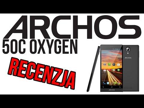 ARCHOS 50c OXYGEN - Recenzja