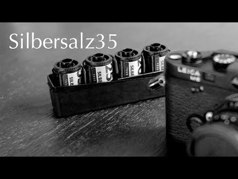 SILBERSALZ35 - TRUE CINEFILM Review & Samples