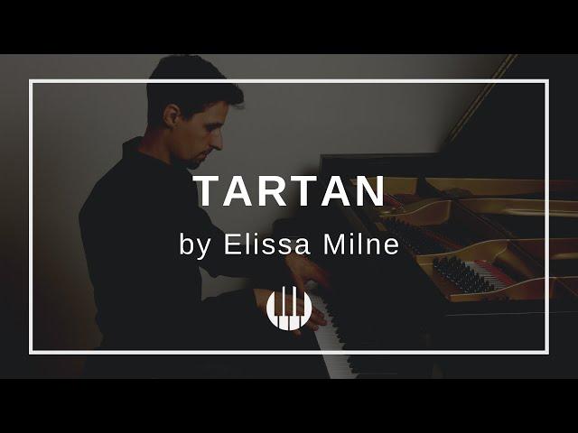 Tartan by Elissa Milne