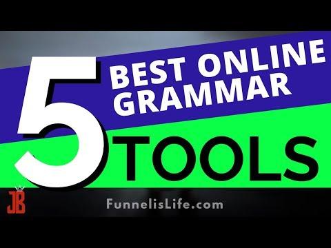 5 Best Online Grammar Checker Tools Of 2019