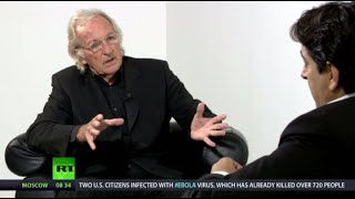 Going Underground: John Pilger talks Gaza, Ukraine & Western media bias