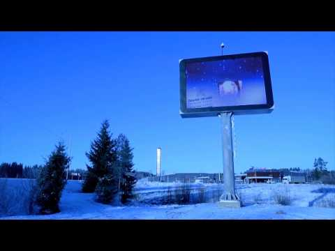Outdoor advertising LED-billboard by DiLED®