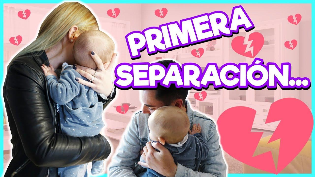 Nos SEPARAMOS por PRIMERA VEZ Familia Carameluchi