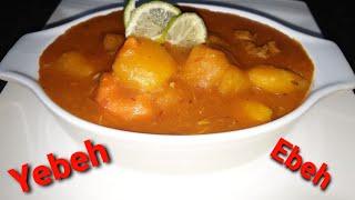 How To Make The Perfect Sierra Leone Yebeh (Ebeh) yamporridge