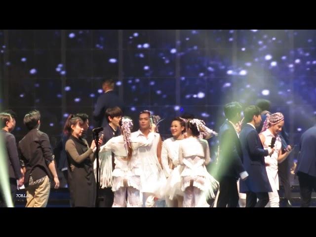 [Fan cam] 180323 HKAMF Ending - BTOB
