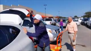 P.O.S Dude Stealing From Home Depot
