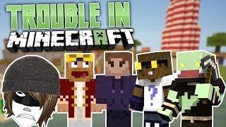 TROUBLE IN Minecraft! Mit GLP, Zombey, Taddl & MrMore | ungespielt