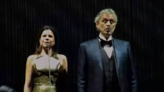 Gambar cover ANDREA BOCELLI AND ANA MARIA MARTINEZ 12/3/2016 MGM GRAND