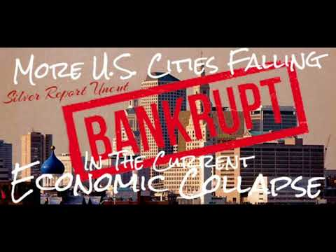 More U.S. Cities Filing For Bankruptcy In The Current Economic Collapse