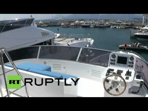 France: Ultimate hundred million dollar yachts paraded at Cannes