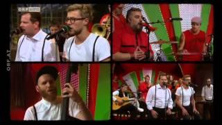 "5/8terl in Ehr´n & Russkaja ""Alaba - How Do You Do"""