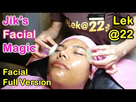 Jik's Facial Magic - Hot Stone Facial Treatment Lek@22 FULL VERSION