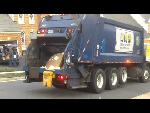Post Christmas Recycling Collection 12/29/11