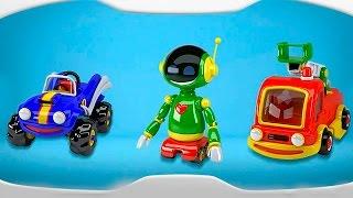 Конструктор 3D - детское приложение Build and Play - Робот